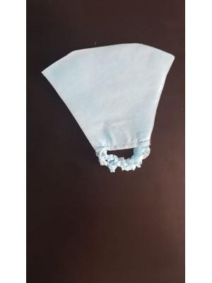 Маска противовирусная из мельтблауна, двухслойная, в упаковке 10000 шт