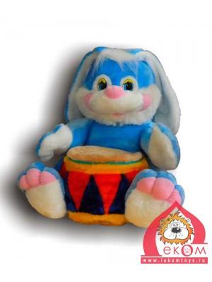 Заяц с барабаном